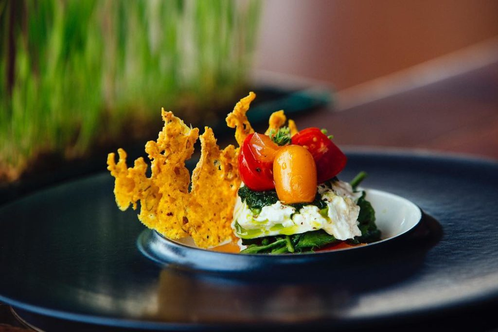 Our awardwinning Restaurant offers culinary creations orchestrated by our creativehellip